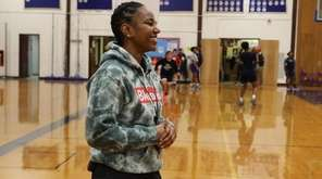 Kia Wright starred at Copiague High School for