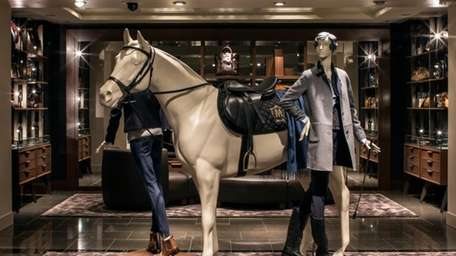 Massimo Dutti opened its first U.S. store at