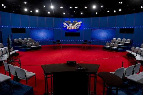 NY to host 1st presidential debate after OH bows out