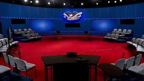The stage set prior to the second presidential