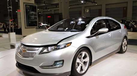 When the Volt was introduced in 2010, GM
