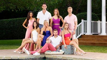 "The cast of Season 4 of Bravo's ""Summer"