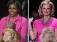 Michelle Obama and Ann Romney turned heads at