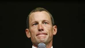 World famous cyclist Lance Armstrong said he is