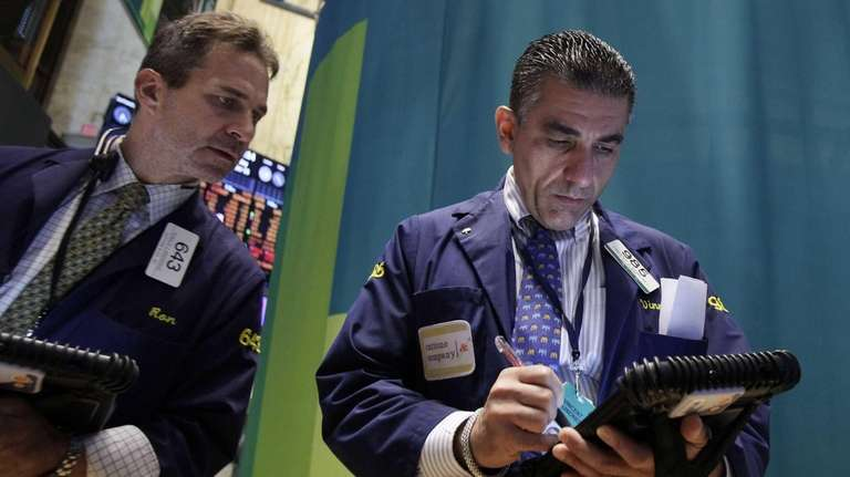 U.S. markets were mixed early Wednesdy, Oct. 17,