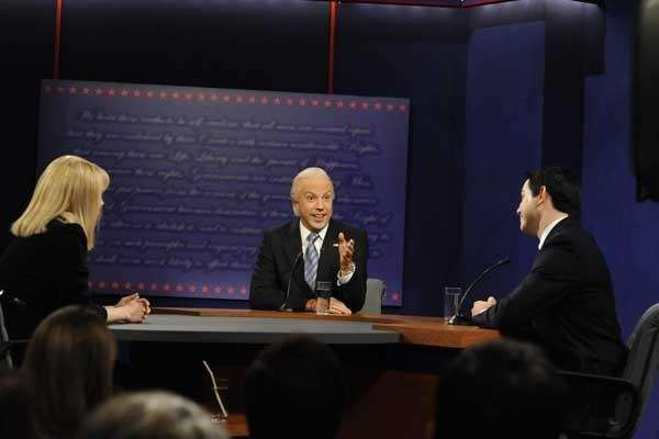Jason Sudeikis as Joe Biden on quot;Saturday Night