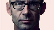 Chuck Palahniuk, best known for his book