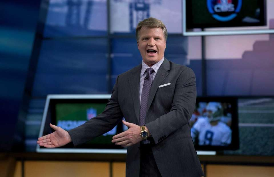 Phil Simms has been a lead analyst for