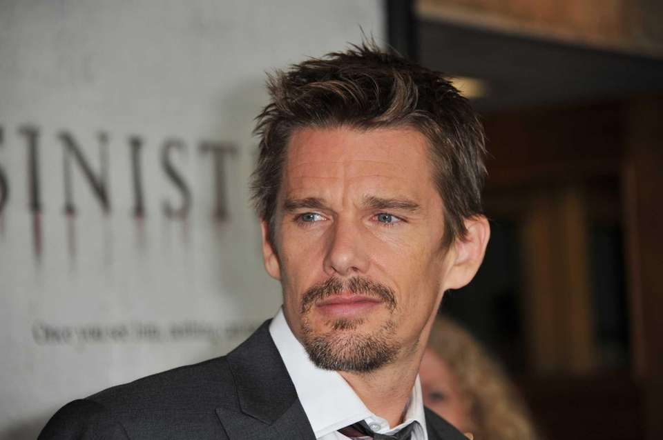 Ethan Hawke played the title role in Anton