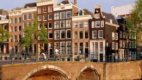 Amsterdam will celebrate the 400th anniversary of its