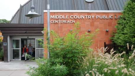 The Middle Country Public Library, 101 Eastwood Blvd.,