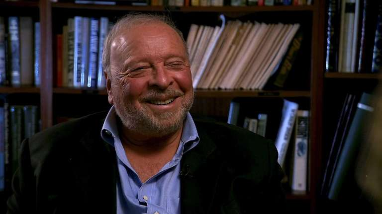 Garden City author Nelson DeMille has a new