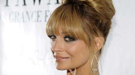 "Designer and ""Fashion Star"" mentor Nicole Richie will"