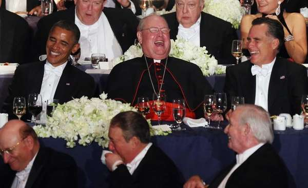 President Barack Obama, Roman Catholic Cardinal and Archbishop
