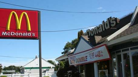 McDonald's, the world's largest hamburger chain, has thrived