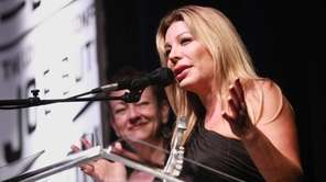 Singer Taylor Dayne is inducted into the Long