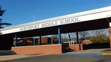 Northport Middle School will be closed for the