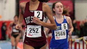 Bay Shore's Roshni Singh wins the 3000 meter