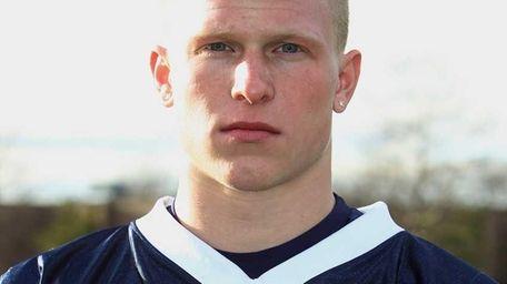 Tyler Heur, now a sophomore quarterback for LIU