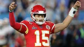 Super Bowl won: Super Bowl LIV Mahomes wasn't