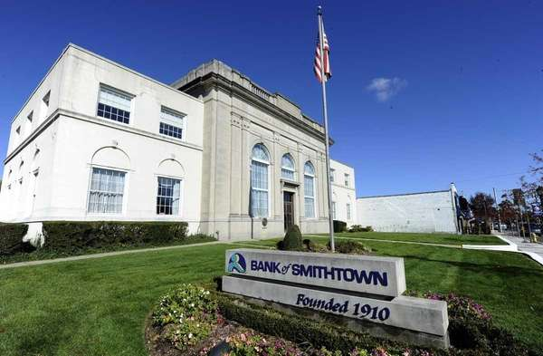 Bank of Smithtown was taken over in 2010