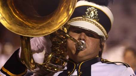 The Newsday Marching Band Festival takes place October