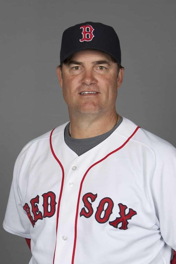 Former Boston Red Sox pitching coach John Farrell