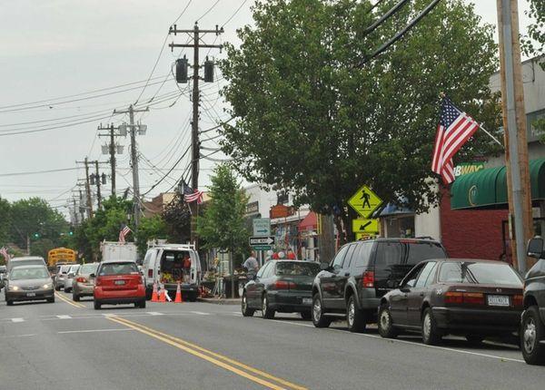 Farmingdale Mayor Ralph Ekstrand wants to remove utility