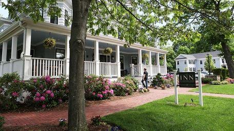 The Inn at Hastings Park in Lexington, Massachusetts.