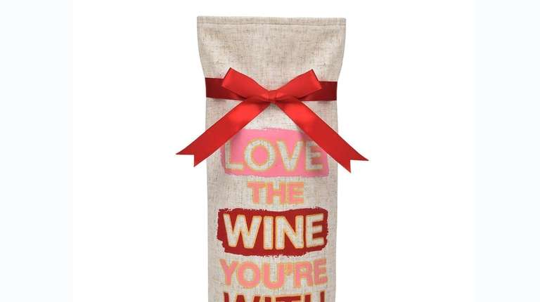 Wine bag; $13.99 at Kohl's.