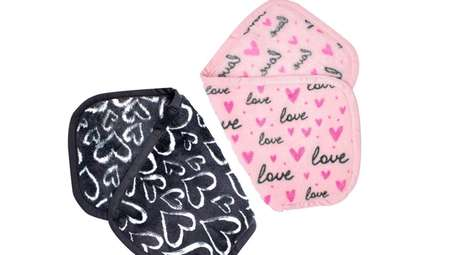 Cloth makeup erasers; $25 by Wild Hearts at