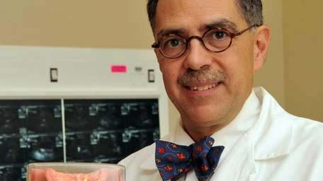 Dr. Louis Kavoussi, chairman of urology at North