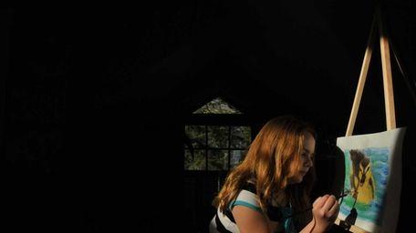 Olivia Bouler, 11, has raised thousands of dollars