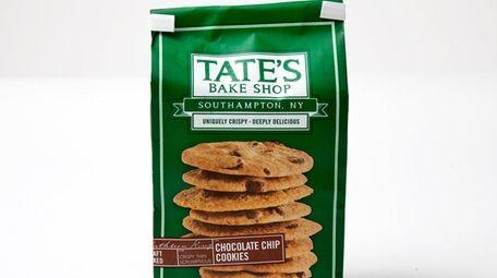 Tate's Bake Shop, the maker of thin crispy