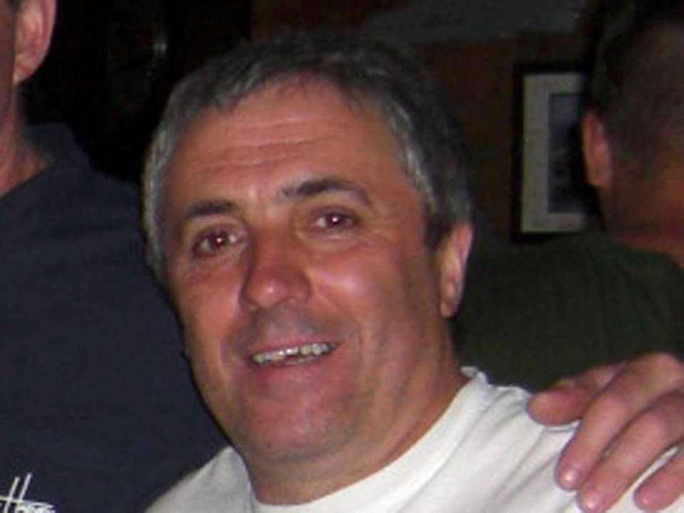 Cyril McLavin, 51, of Fresh Meadows, Queens in