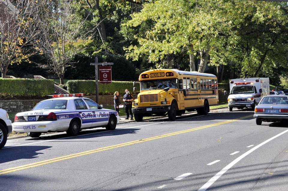 Police said school bus driver James Sommer was