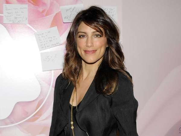 Actress Jennifer Esposito attends the Princess Grace Foundation