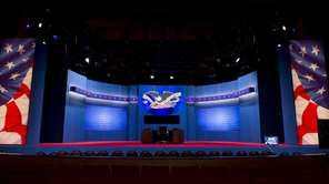 The stage is set for the final presidential