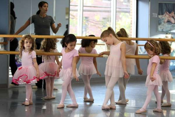 Ballet Instructor Nichole Piacenza teaches at the Great