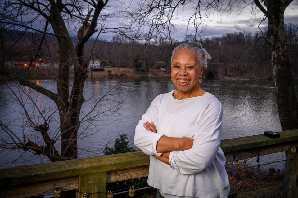 Melba Tolliver, now 81, a pioneering New York