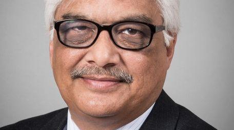 Dr. Vijay Shah, a longtime physician on Long