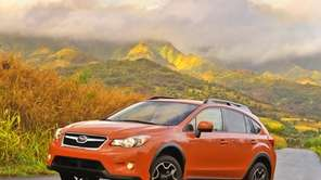 Subaru says its 2013 Crosstrek XV, a new