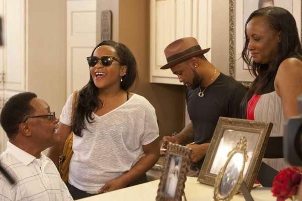 Billy Watson, Bobbi Kristina, Gary Michael Houston and