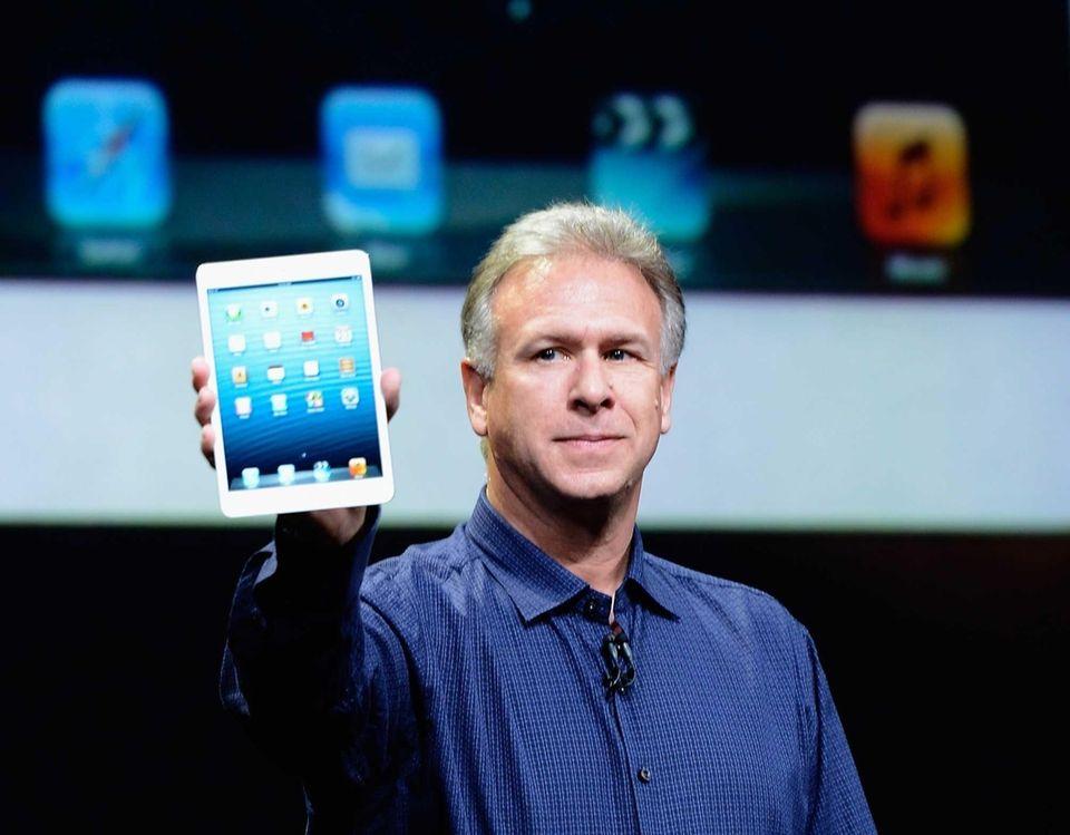 Apple senior vice president of worldwide product marketing