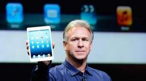 Apple senior vice president of worldwide product marketing