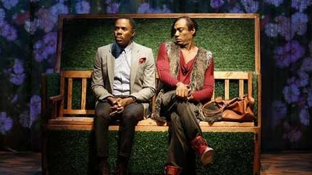 Colman Domingo and Maurice McRae in Wild With