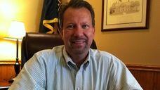 Edwin Fare, 50, mayor of Valley Stream, was