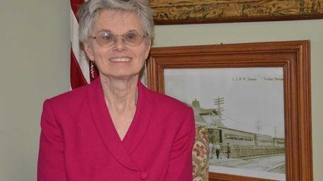 Carol McKenna, 65, has been the village historian