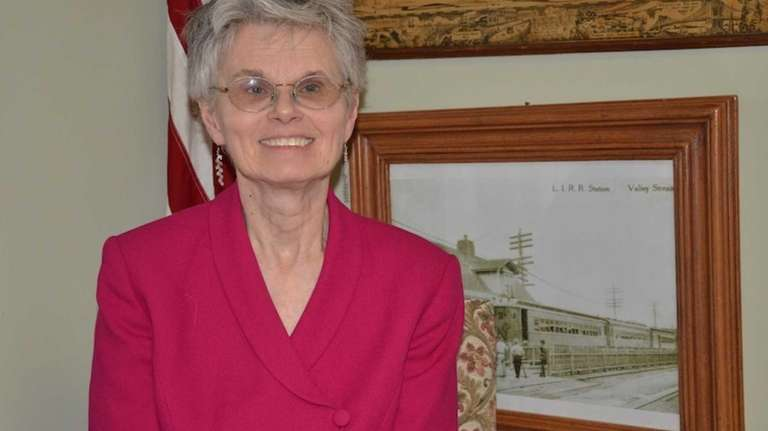 Carol McKenna, 65, has been the village historian