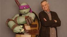 Donatello and Rob Paulson